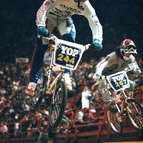 MY BMX RACING YEARS