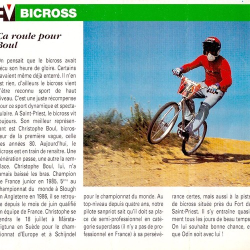 1993 ARTICLE MAGAZINE COULEURS