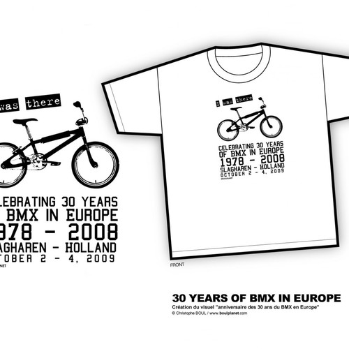 30 YEARS OF BMX IN EUROPE